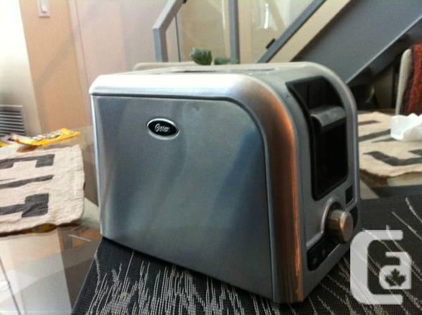 Oster 2-Slice Retractable Wire Toaster - $20