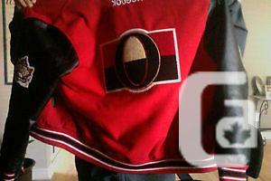 Ottawa Senators Heritage Classic Jacket