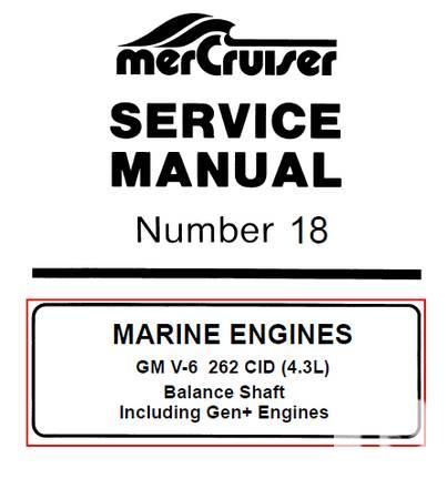 outboard motor repair manuals free
