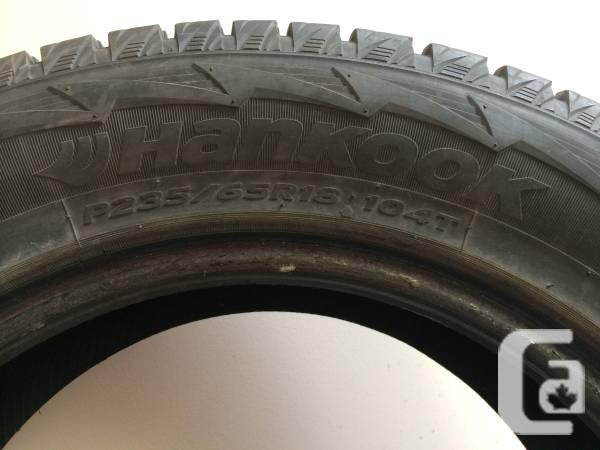 P235/65R18 Hankook Wheels - $650