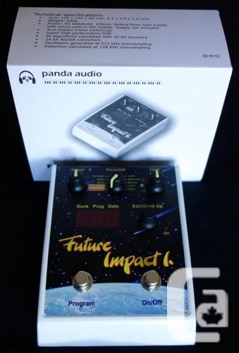 Panda MIDI Future Impact I  Bass Synth + Midi Interface + Bonus Patches in  Pender Island, British Columbia for sale