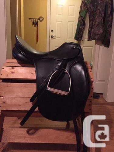 Passier Hannover dressage saddle