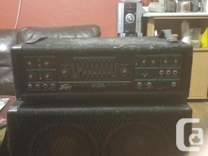 Peavey Bass Amp