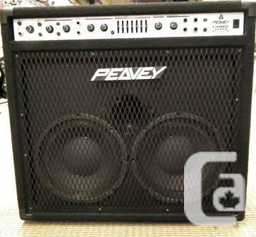 Peavey Combo 210TX Bass Amp - $350