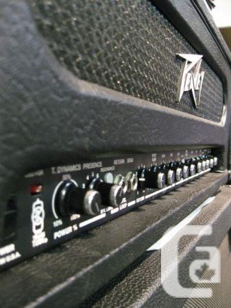 Peavey Supreme Guitar Amp Head-NEW - $425