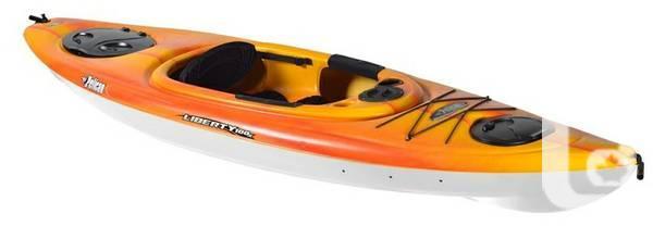 Pelican Quality Freedom 100X Canoe - $399
