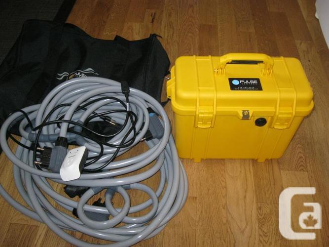 PEMF machine (Pulse Magnetic) Yellow Machine