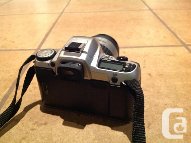 Pentax MZ-30 SLR film camera