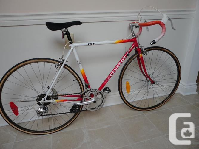 PEUGEOT 12 Speed Road / Race Bike!