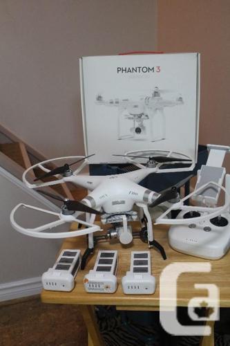 Phantom 3 Advanced, Etobicoke