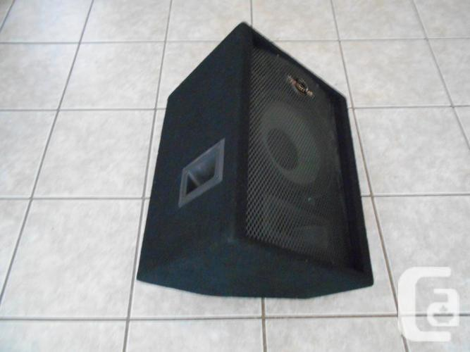 "Phonic 10"" / Horn Wedge Stage Monitor"