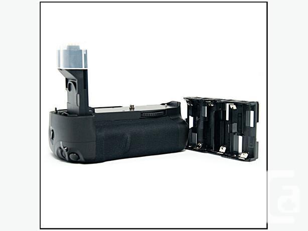 Phottix grip for Canon 7D