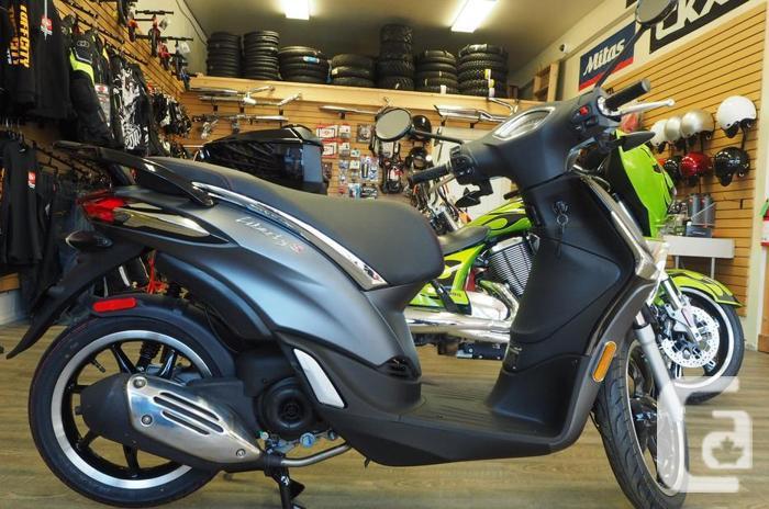 PIAGGIO*** Liberty Sport 49cc gas Scooter** in Nanaimo, British Columbia  for sale