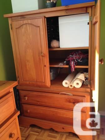 Pine bedroom set for sale! - $2000