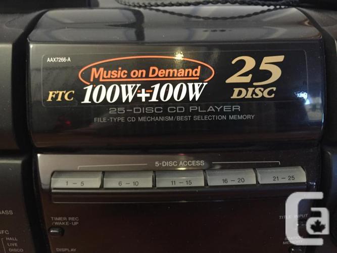 Pioneer 100W + 100W Sound around Stereo (Good