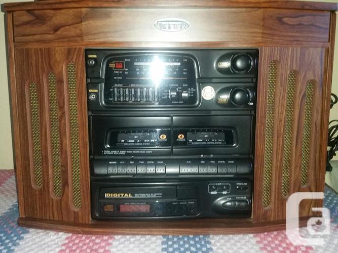 Pioneer TX-1090Z fm/am digital tuner/CT-W500 Double