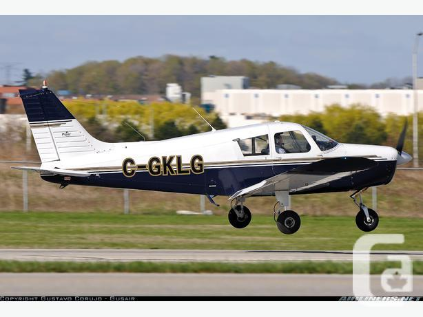 Piper Cherokee Aircraft - Airplane Share for Sale for sale in Kanata