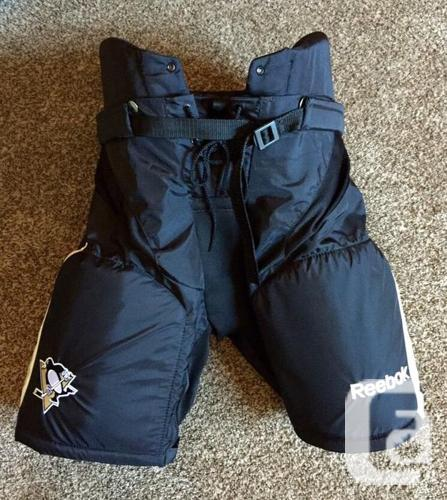 ce8c8137275 Pittsburgh Penguins - Pro Stock Hockey Pants (Large) for sale in ...