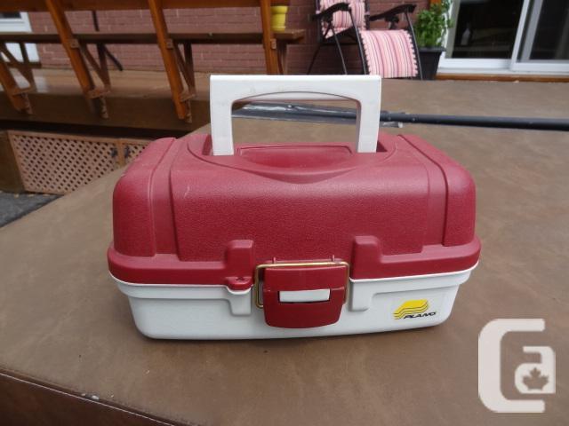 Plano Single Tray Fishing Box - Never Used - Like New