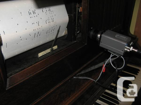 PLAYER PIANO SONG ROLLS