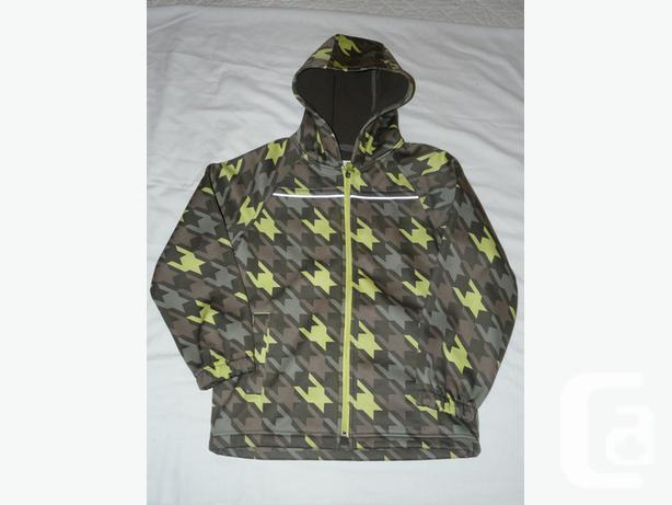 Please Mum Rain Coat size 8-9