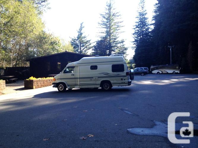 Beautiful Ford Camper Van For Sale In British Columbia  Class B RV