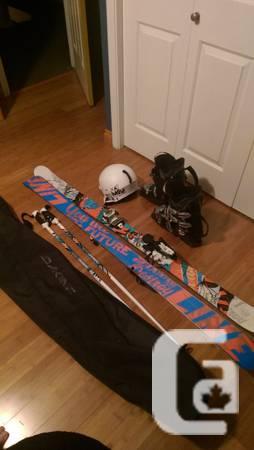 Point Mastermind skis dimension 167 - $200