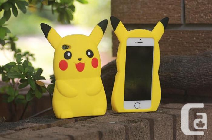 POKEMON PHONE COVERS-free Shipping, Calgary, AB