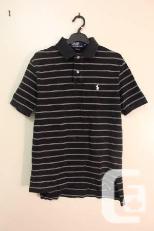 Polo by Ralph Lauren polo shirt border M men's - $15