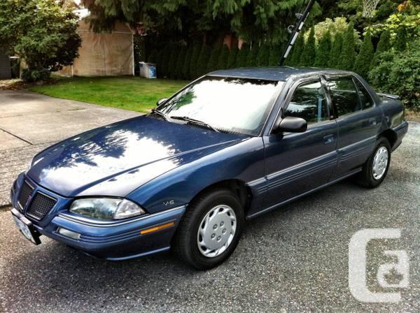 Pontiac Grand Am V6, great car needs nothing. - $1100