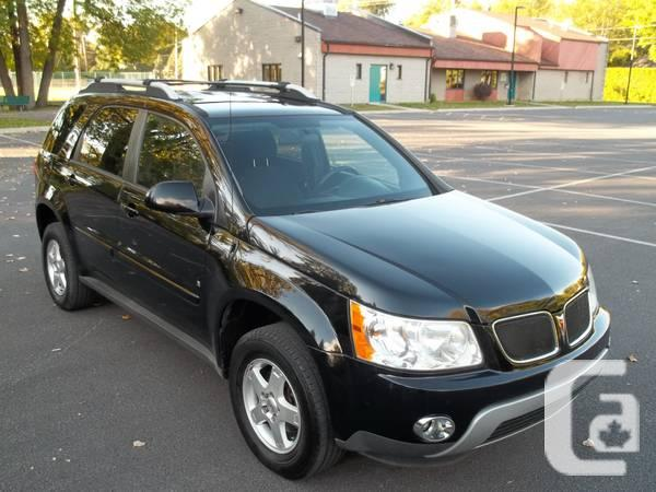 - Pontiac Torrent 2006 - $5400