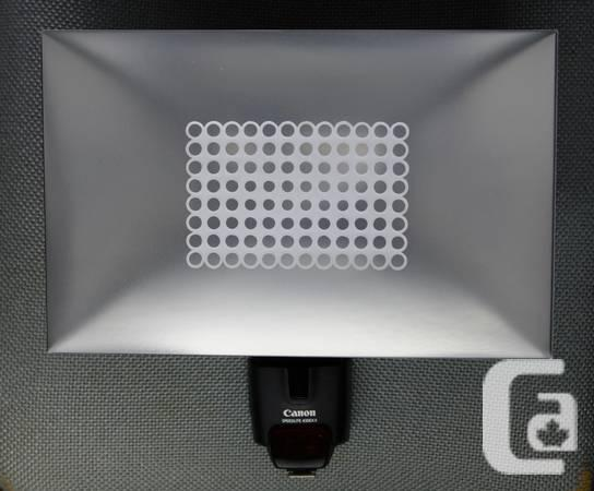 Portable softbox - $15