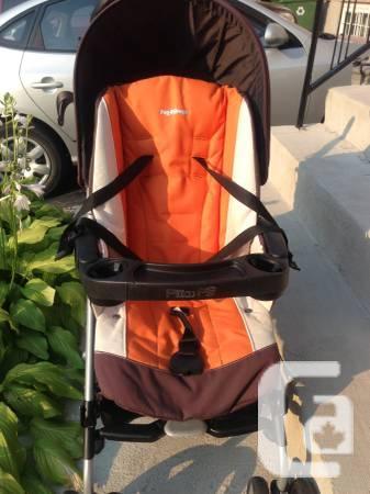 Poussette Peg Perego Pliko P3 Stroller - for sale in ...