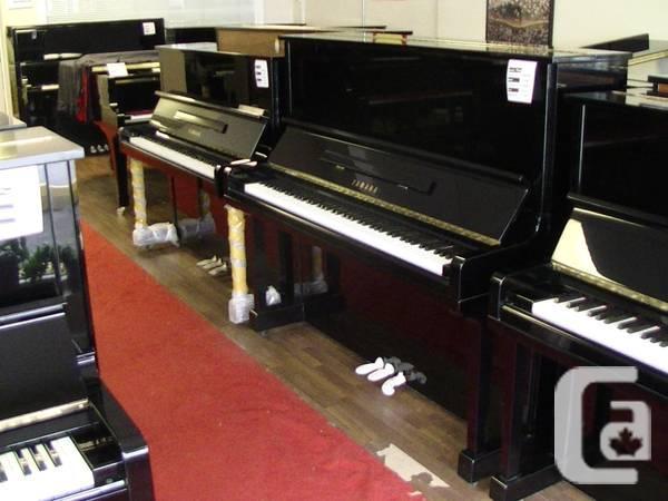 Pre-owned Yamaha/Kawai Pianos - $1800