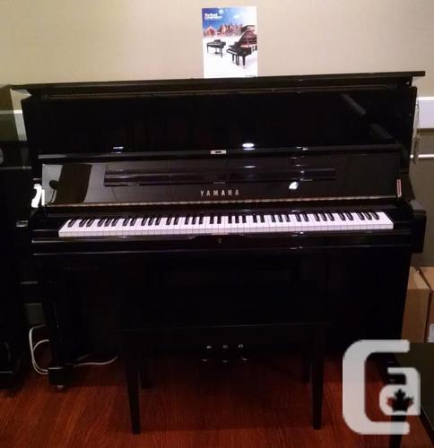 Pre-Owned Yamaha U1 Upright Pianos