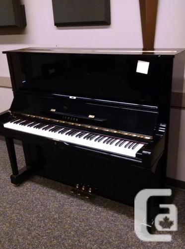 Pre-Owned Yamaha U3 Upright Piano