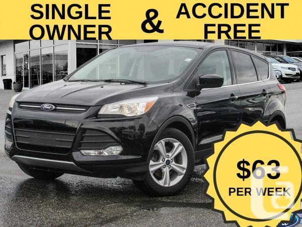 Preowned Ford Escape, 60343 Km, Suv, Toronto