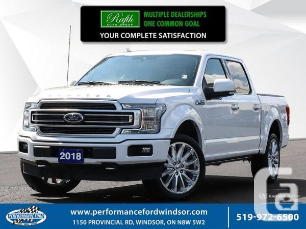 Preowned Ford F-150, 4 Doors, White, Windsor
