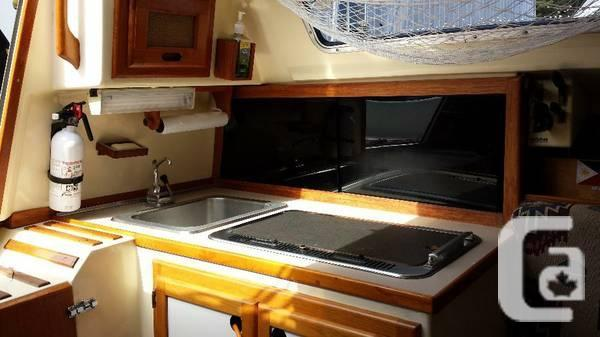 *PRICE DROP* San Juan 7.7 (26 ft) Sailboat