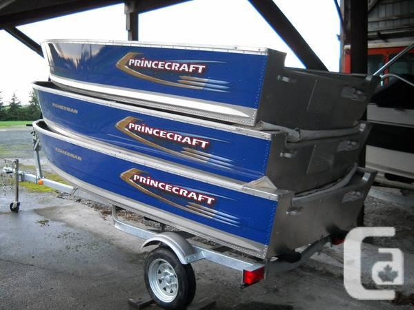 PRINCECRAFT UTILITY BOATS ON SALE - $2500