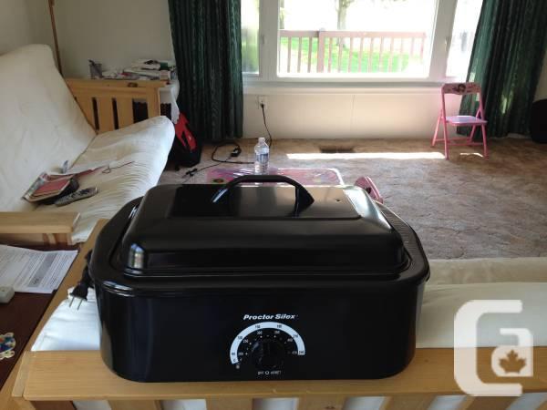 Proctor Silex 18 quart Oven - $25