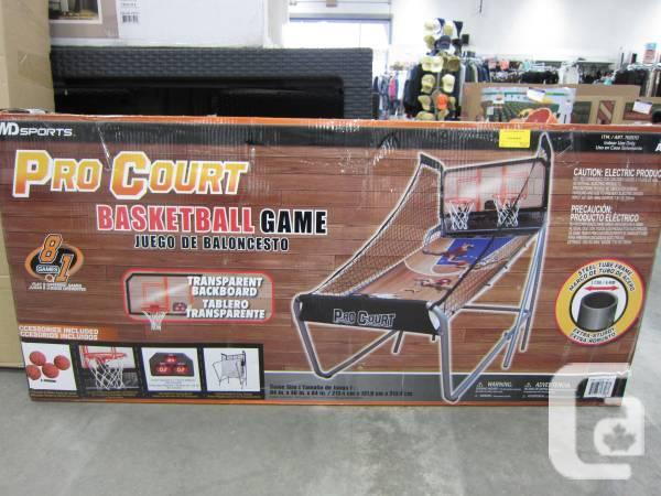 Professional Basketball Game - $104