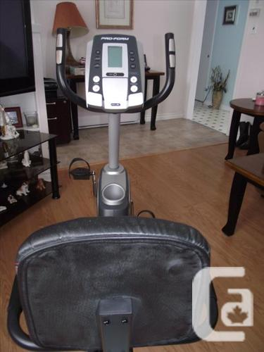PROFORM 110R Recumbent Exercise Bike