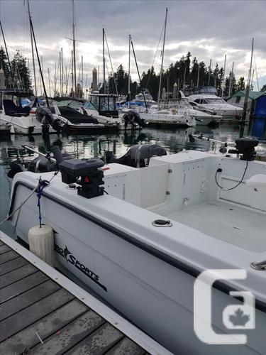 Prokat 2200 WA. Fishing and cruising boat - PRICE DROP