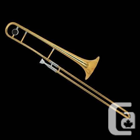 Promotion! Bb Slide Tenor Trombone from $218.00 - $218