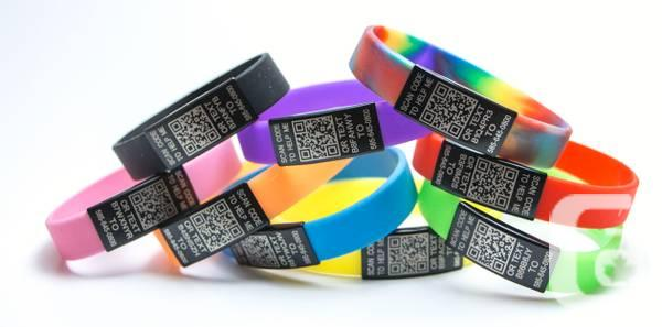 Protect your children-Checkpoint Writsbands - $14