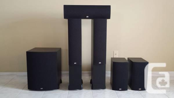 PSB Home Theatre Speakers - $925
