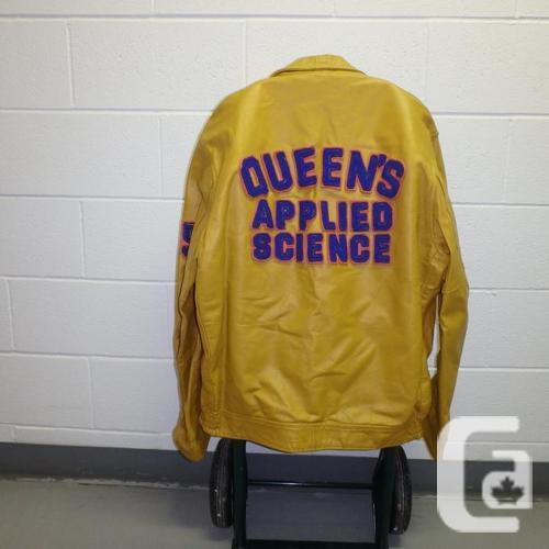 Queens University Engineering Jacket