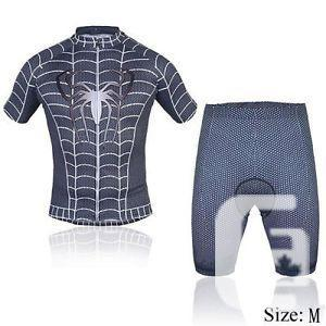 Quick Dry Summer Men Cycling Jersey & Shorts (Size