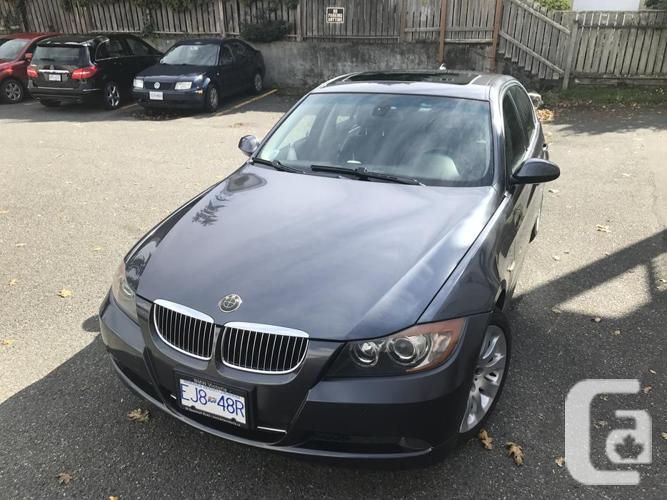 Quick sell! BMW 335i low kms